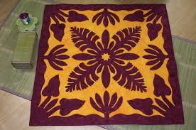 Say 'Aloha' to Hand Appliqué: Hawaiian Quilts & hawaiian quilt Adamdwight.com