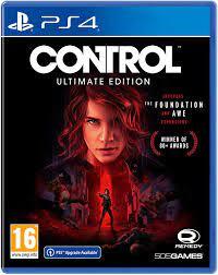 Control Ultimate Edition (deutsch) (EU PEGI) (PS4)