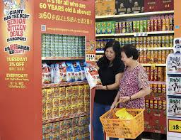 Grocery Store Product List Complete List Of Senior Citizen Supermarket Promotions In Singapore