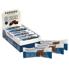milk chocolate sea salt caramel 3 piece collection 24ct