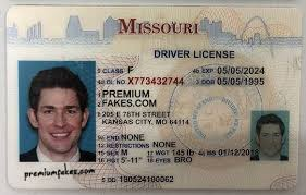 Fake Ids com Missouri Premiumfakes Scannable Id Buy