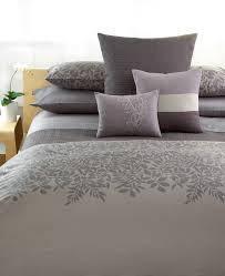 Calvin Klein Bedroom Furniture Calvin Klein Madeira King Comforter Set Plum