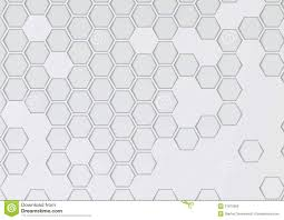 Layered Background Transparent Layered Background With Hexagons Stock Vector