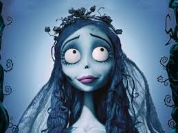 corpse bride inspired makeup