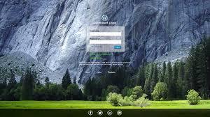 Indeed Custom Login | Customize your WordPress login page