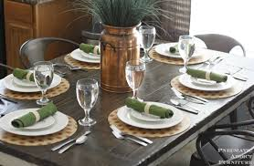what do you think thanksgiving is just around the corner are you going to have a set of diy wood plate chargers at your table