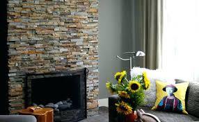 refacing brick fireplaces refacing a brick fireplace with stone refacing painted brick fireplace with stone refacing