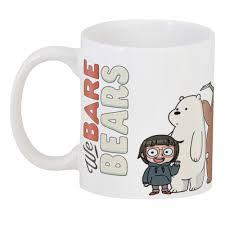 <b>3D кружка</b> We bare bears #2489169 в Москве – купить <b>кружку</b> с ...