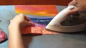 Landscape Quilt - Part 1 - Preparing to Sew - YouTube &  Adamdwight.com