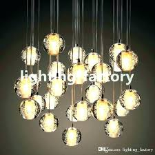 round glass ball chandelier glass ball chandelier round famous brand led crystal modern glass bubble chandelier