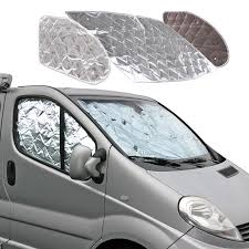 Deiwo Fahrerhaus Thermomatte Sichtschutz Für Vw T3 Alle Modelle Ab