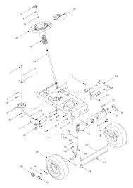bolens 13ag683h163 parts list and diagram 2003 click to close