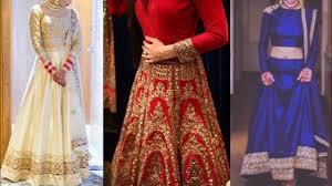 Full Sleeve Lehenga Blouse Design Latest Lehenga With Full Sleeves Blouse Designs Ideas For Indian Wedding Bridesmaid Lehenga Designs
