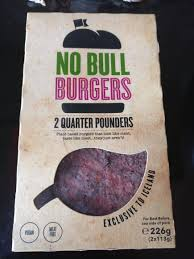 Image result for no bull burgers