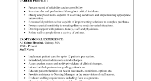 Bunch Ideas Of Resume Famous Registered Nurse Pediatric Resume