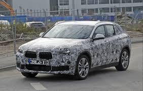 2018 BMW X2 To Take On The Audi Q2 | SUV News and Analysis