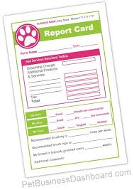 Dog Receipt Pin By The Groomers Profit Generating Kit On Groomers Advertising