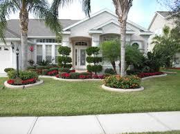Front Yard Garden Design Magnificent Endearing South Florida Landscape Ideas Best R 48 Garden Decor