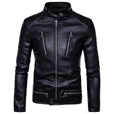 men s slim leather jacket men water wash motorcycle leather jacket outerwear jacket 2017 brand new top from china dhgate com
