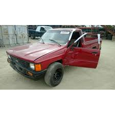 Used 1986 Toyota Pickup Parts Car - Burgandy with black interior, 4 ...
