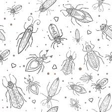 Kids love to color by numbers and we've got a bunch for you to choose from. Insect Coloring Pages Free Fun Printable Coloring Pages Of Bugs For Kids Printables 30seconds Mom