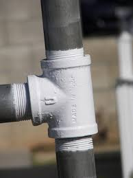 corrugate pipe is commonly used in plumbing processes