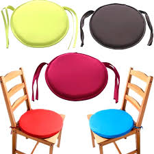 simplistic round chair pads i2690989 new hot round chair cushion indoor pop patio office chair seat