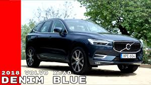 2018 volvo denim blue. beautiful volvo denim blue 2018 volvo xc60 d5 drive exterior u0026 interior in volvo denim blue youtube