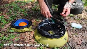 Sea To Summit Kitchen Sink Youtube