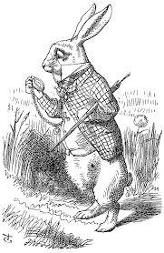 白ウサギ 不思議の国のアリス Wikipedia