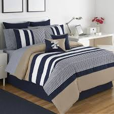 izod classic stripe twin xl comforter set