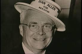 Landmarks & Legacies: Ivan Allen, Jr.'s imprint on GWCCA campus - Georgia  World Congress Center Authority