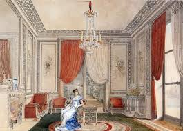 Regency Interior Design Painting Simple Decorating Ideas