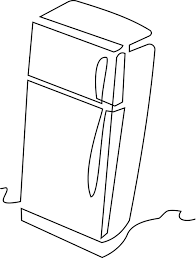 refrigerator clipart png. refrigerator kitchen clipart png s