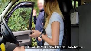 Female taxi driver squirt on backseat on GotPorn 6392903