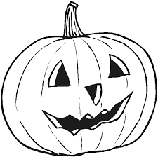 Small Picture Halloween Pumpkin To Color Fun for Halloween