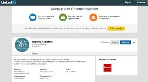 Get Resume From Linkedin How To Use Linkedin As A College Student