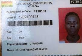 Voter's Wrong Photos Ec's Dates Cards Id On