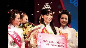 Miss teen vietnam 2009