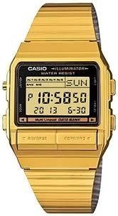 mens gold casio watches best watchess 2017 casio mens db380g 1 gold tone stainles steel quartz watch