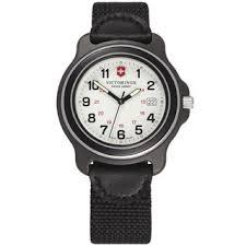 swiss army men s watches shop the best deals for 2017 victorinox swiss army original 249089 men s black nylon strap watch