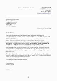 52 Best Of What To Put On Cover Letter Awesome Resume Example