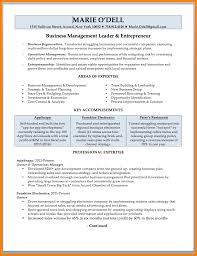 9 Entrepreneur Resume Sample Precis Format