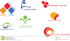 How To Design A Logo For Free Samples Logo Design Stock Vector Illustration Of Graphic Computer