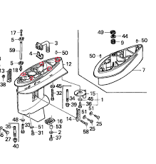 honda outboard parts diagram for water pump not lossing wiring honda outboard schematics wiring diagram third level rh 11 21 jacobwinterstein com honda wb20x trash pump