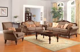 traditional living room chairs. Plain Room Traditional Living Room Furniture With Wooden Table Intended Chairs N