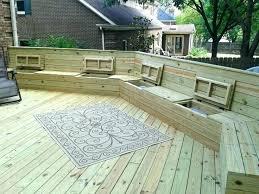 outdoor cedar storage bench outdoor deck decor outdoor deck decor best deck storage bench ideas on