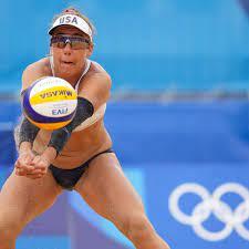 Tokyo Olympics 2021 beach volleyball ...