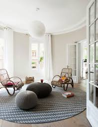 round rugs are also good for bathrooms because these are perfect for making a place with the bathtub obviously you want to choose a rug made from a