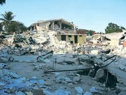 Erdbeben: Warum Haiti ...